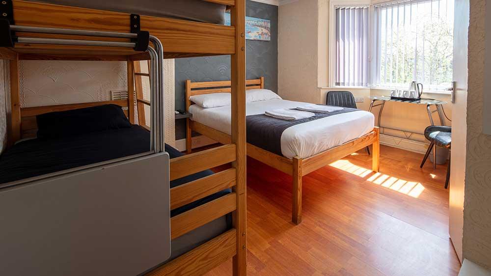Room 7 (sleeps 4)